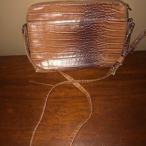 Brown Kate Landry Crossbody purse